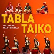 Tabla and Taiko
