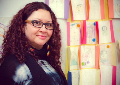 Snapd Artist Feature- Paola Gomez