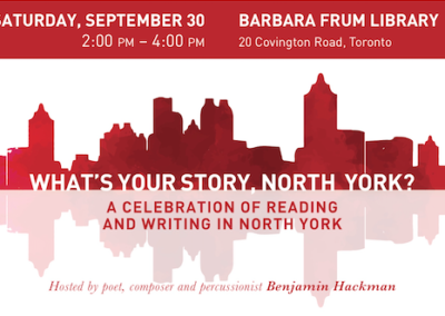 What's Your Story, North York?