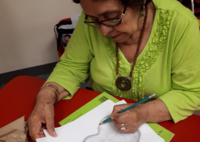 Drawing Classes for Seniors