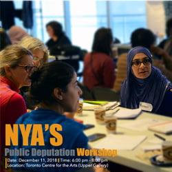 Public Deputation Workshop
