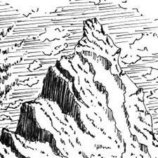 Learn to Draw Simple Landscapes in Pen and Ink