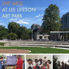 Arts Live at Lee Lifeson Art Park