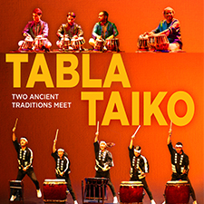 Tabla and Taiko