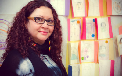 Snapd Artist Feature: Paola Gomez