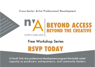 Beyond Access, Beyond the Creative