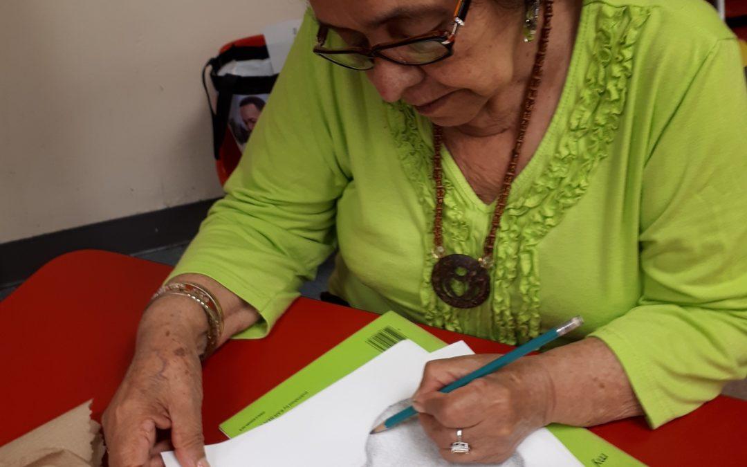 Drawing Classes for Seniors