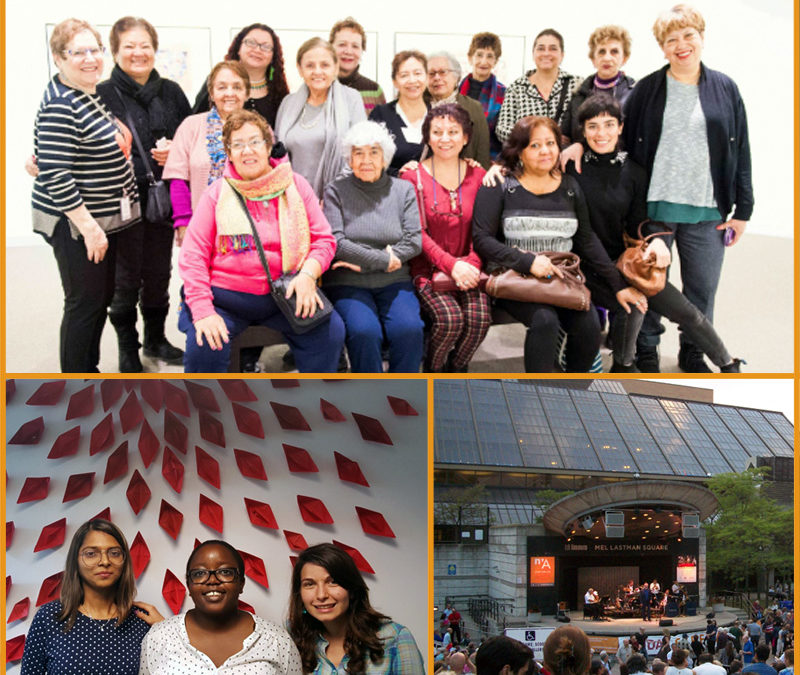Snapd Arts Feature: North York Arts, A Year in Review