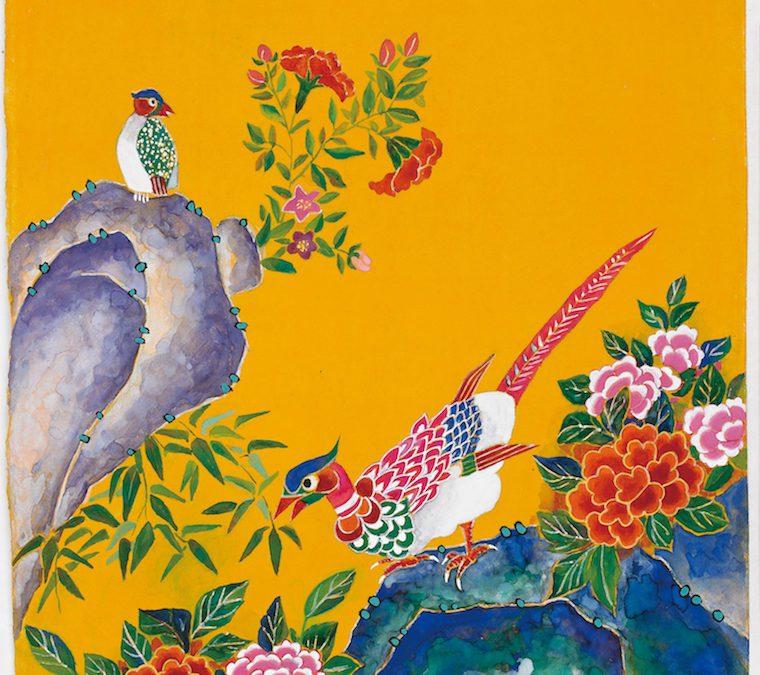 Northbound: Minhwa | The Colours of Korean Folk Art