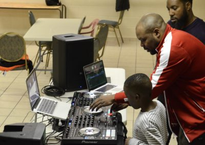 From Drum to DJ