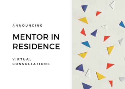 Mentor in Residence